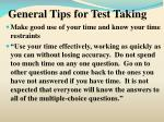 general tips for test taking3