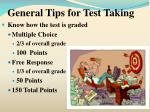 general tips for test taking5