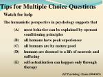 tips for multiple choice questions15