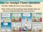 tips for multiple choice questions19