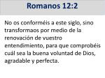 romanos 12 2