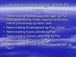 lokalsamfunnsstrategier 2008 p gang