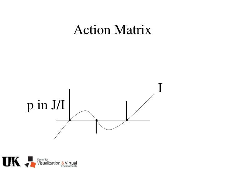Action Matrix