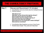 the consultancy protocol2