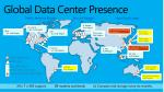 global data center presence