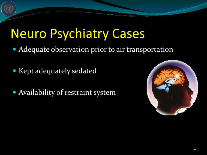 Neuro Psychiatry Cases