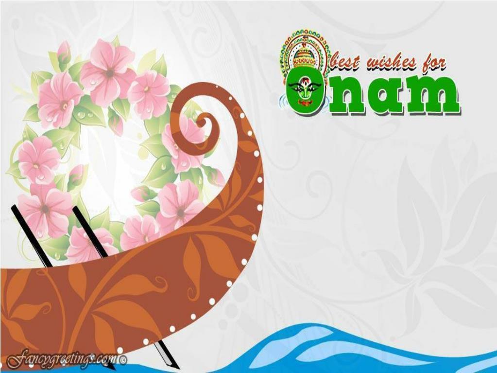 Onam festival celebration |authorstream.