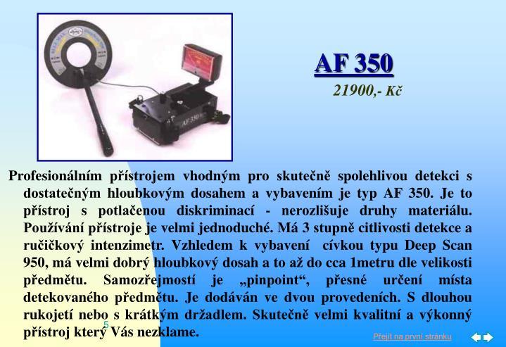 AF 350