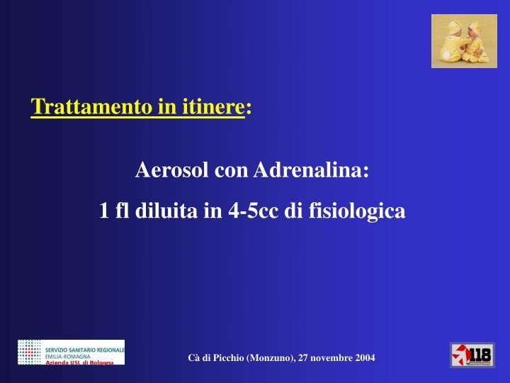 Cà di Picchio (Monzuno), 27 novembre 2004