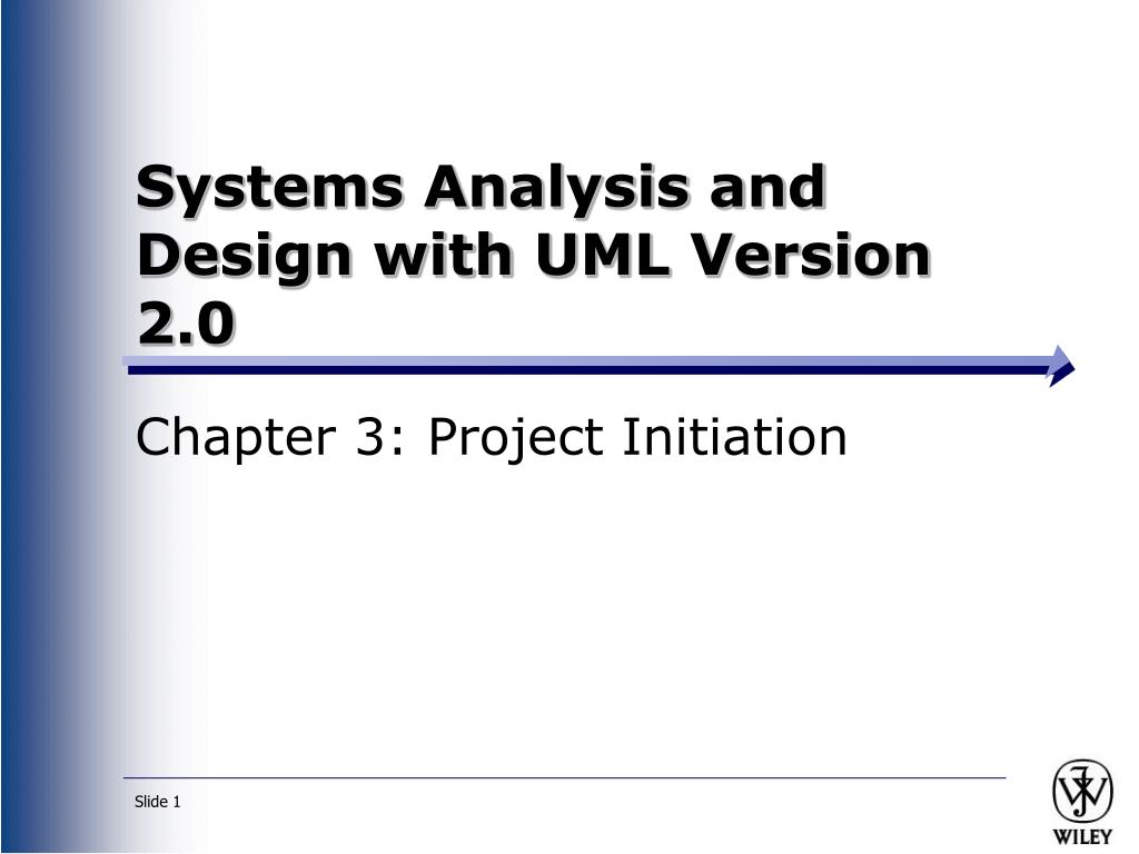 Ppt Systems Analysis And Design With Uml Version 2 0 Powerpoint Presentation Id 3958979