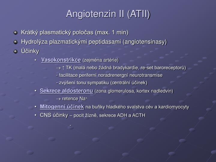 Angiotenzin II (ATII)