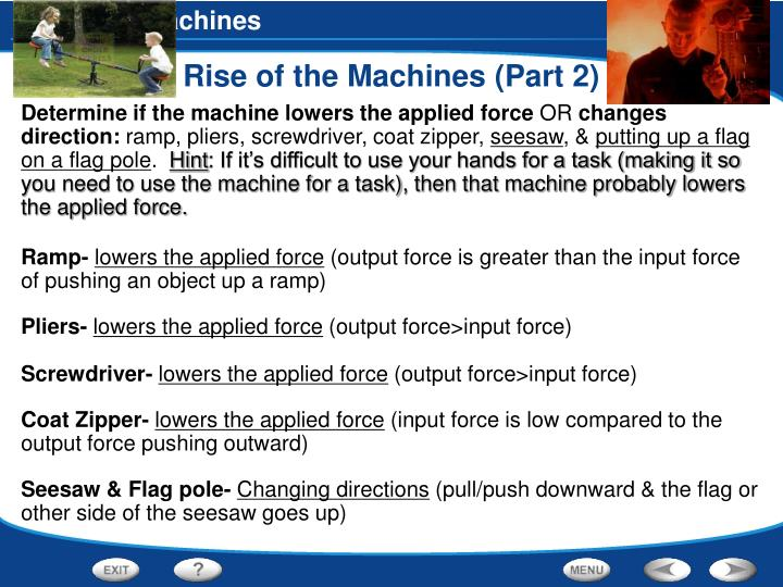 Rise of the Machines (Part 2)