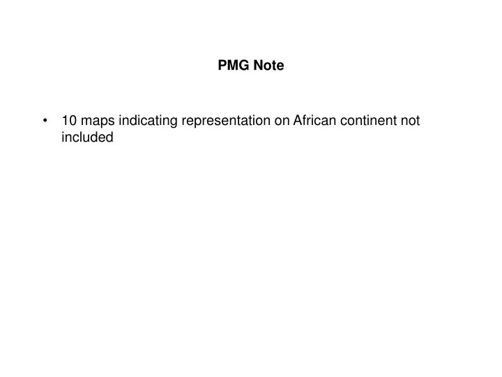 PMG Note