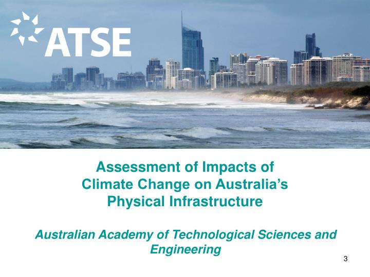 Assessment of Impacts of