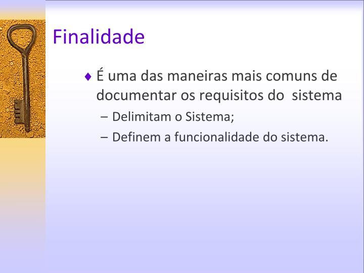 Finalidade1