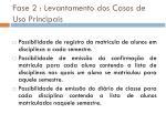 fase 2 levantamento dos casos de uso principais1