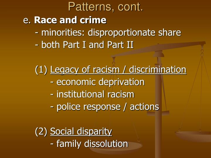 discrimination toward minority races A look at donald trump's long, troubled history on race and inflammatory to court with a discrimination complaint against the to minority workers, but in.