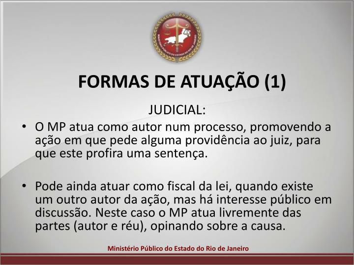 FORMAS DE ATUAÇÃO (1)