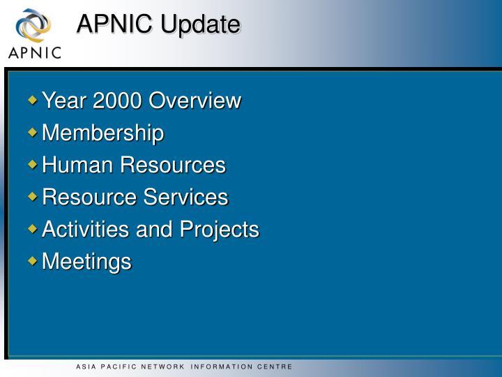 Apnic update1