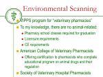 environmental scanning1