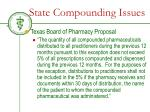 state compounding issues1