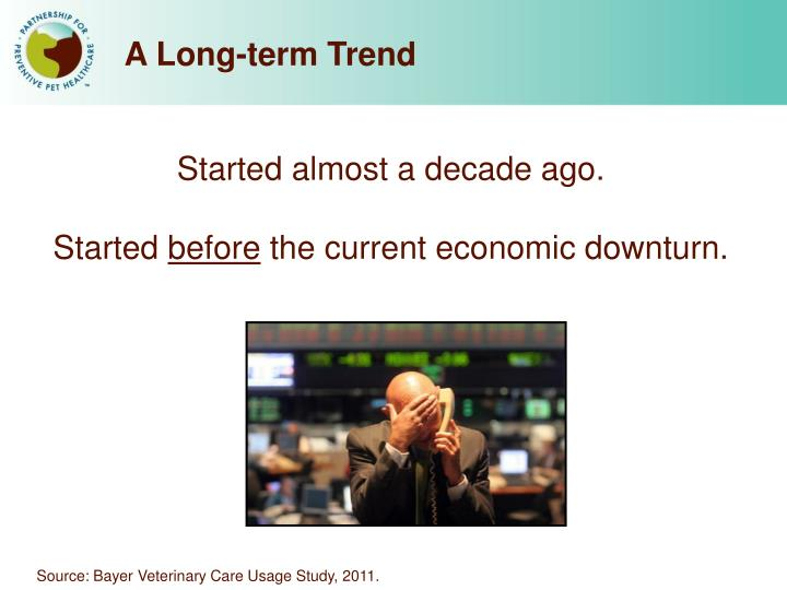 A Long-term Trend