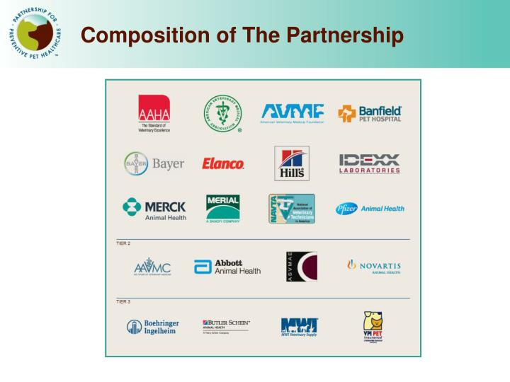 Composition of The Partnership