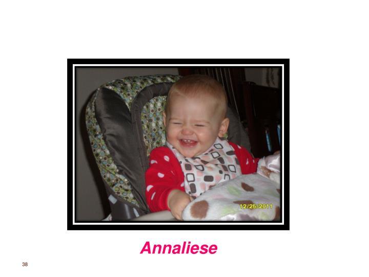 Annaliese