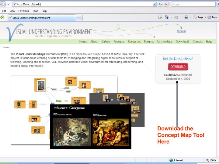 Download the Concept Map Tool Here