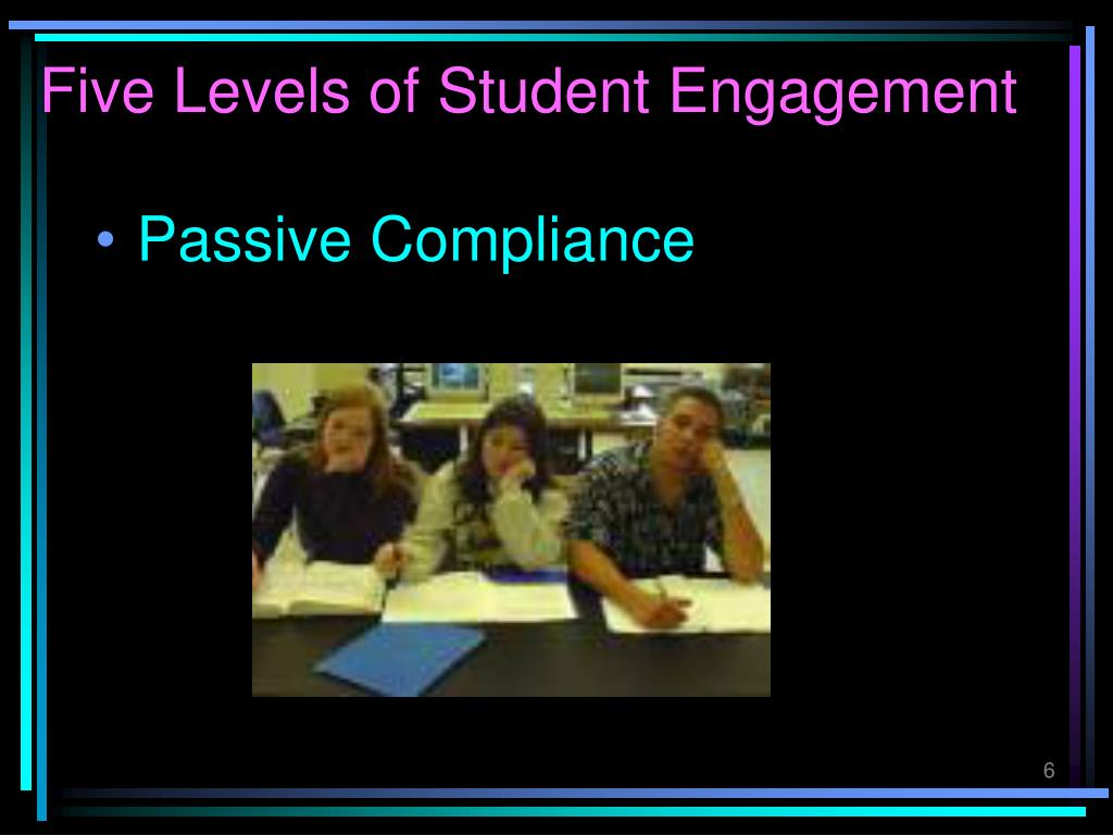 Ppt Student Engagement Powerpoint Presentation Id 3964642