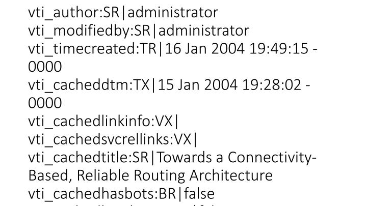 Vti_encoding:SR|utf8-nl vti_timelastmodified:TR|15 Jan 2004 19:28:02 -0000 vti_extenderversion:SR|4....