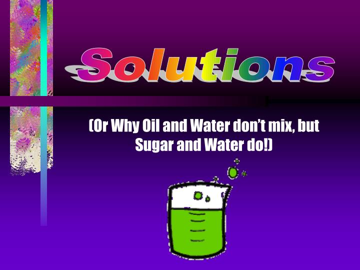 water or sugar water essay Water is colorless and odorless, and sugar water is made by dissolving sugar into water sugar is hygroscopic, meaning it can absorb water from the atmosphere, and this can stall evaporation less energy is required to evaporate water than sugar water when the conditions are constant (eg, the same surface area and surrounding temperature) and there is a significant amount of sugar in the sugar water.
