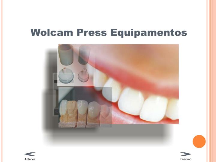 Wolcam Press Equipamentos