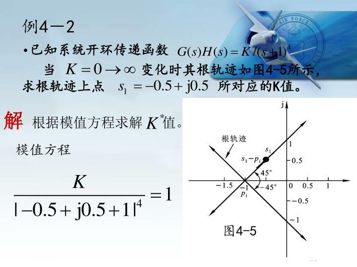 已知系统开环传递函数