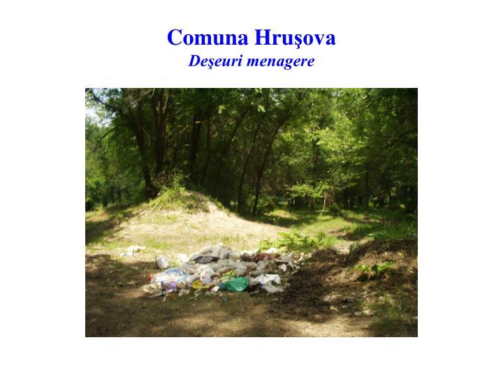 Comuna Hru