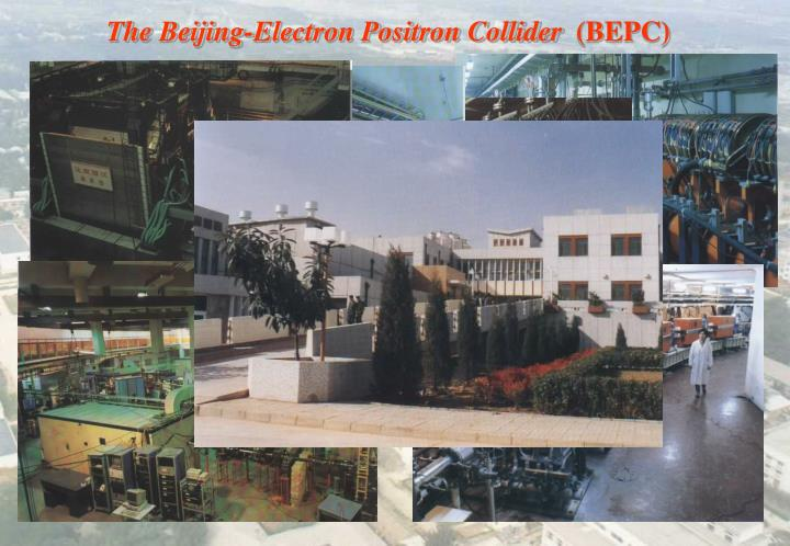 The Beijing-Electron Positron Collider