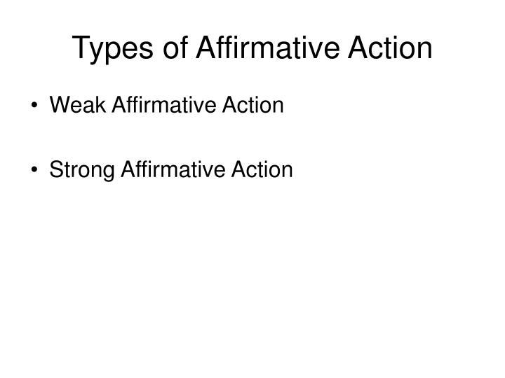 affirmative action essay 35 Free essays on affirmative action available at echeatcom, the largest free essay community.