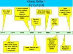 great britain 1815 1850