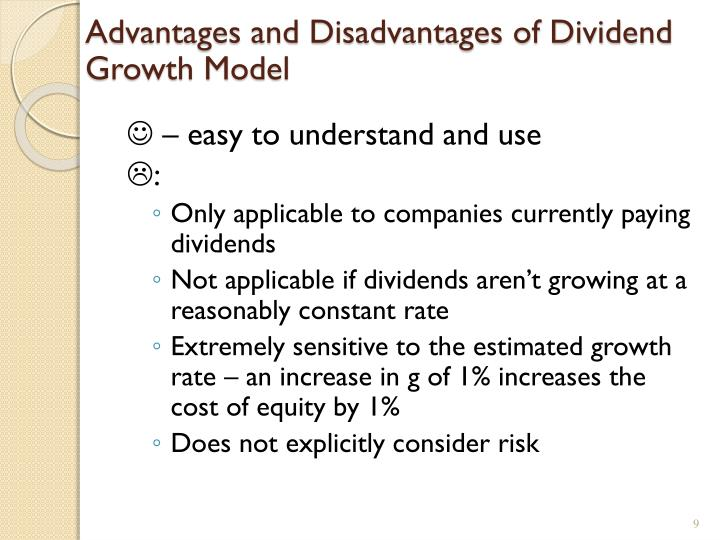 essays on disadvantage of paying dividends Dividends: advantages and why berkshire doesn't pay dividends berkshire hathaway i think warren has made the case for the disadvantages of dividends.