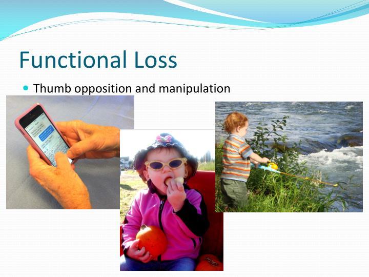 Functional Loss