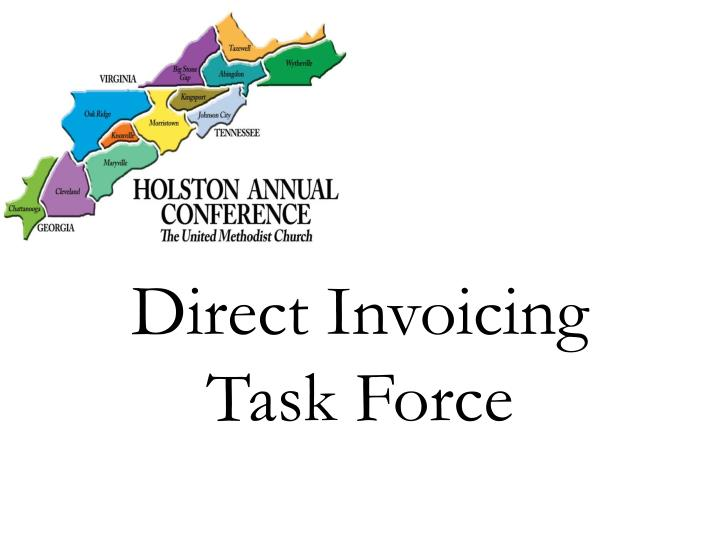 direct invoicing task force n.