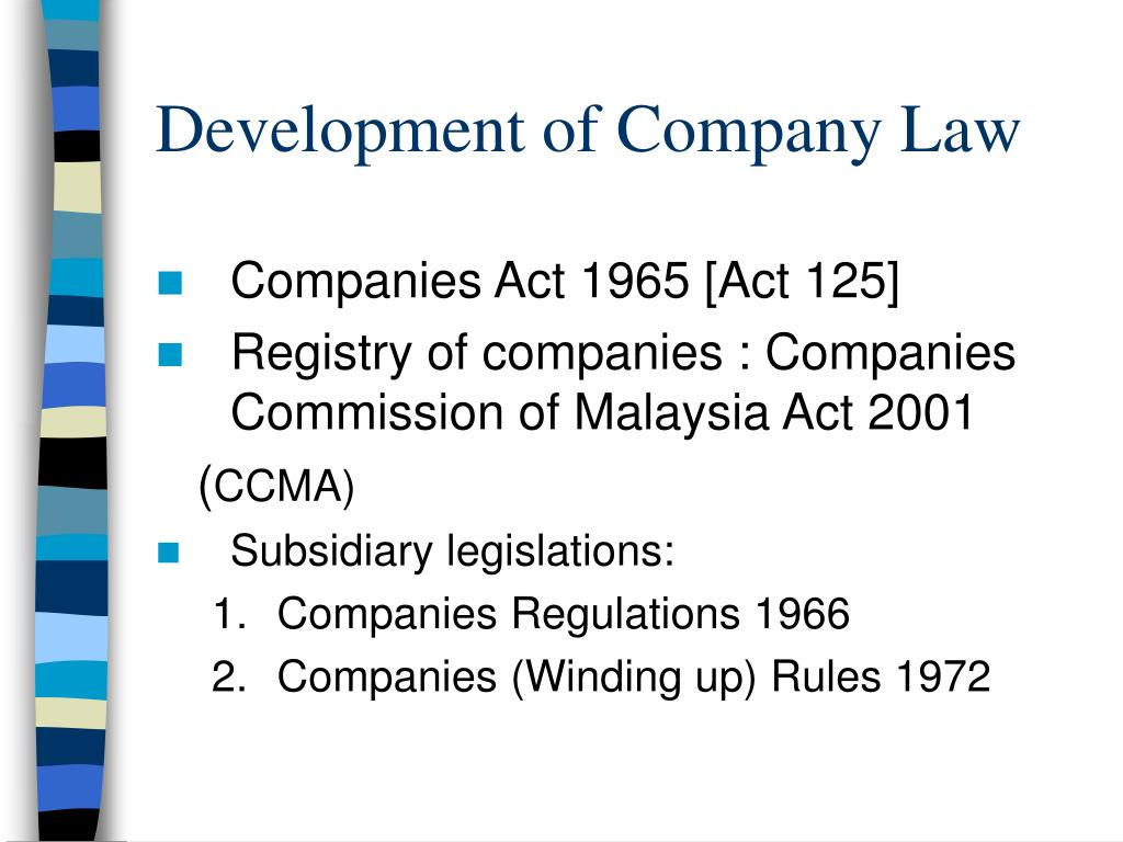 Ppt Introduction To Company Law Powerpoint Presentation Free Download Id 3971429