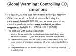 global warming controlling co 2 emissions14