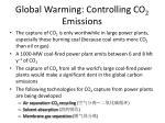 global warming controlling co 2 emissions5