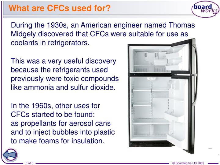Ppt What Are Cfcs Powerpoint Presentation Id 3971729
