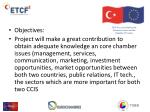etcf ii is co funded by the european union and the republic of turkey3