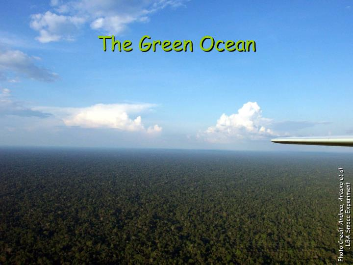 The Green Ocean