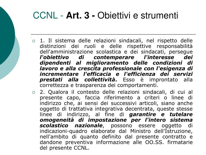 CCNL -