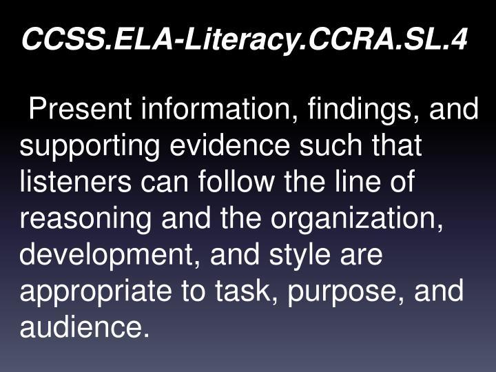 CCSS.ELA-Literacy.CCRA.SL.