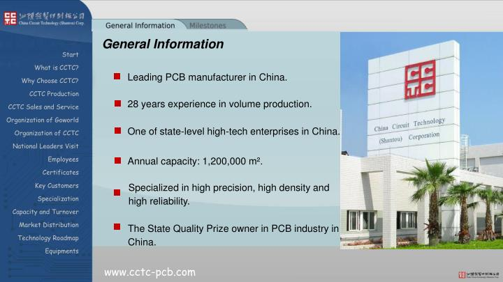 Leading PCB manufacturer in China.